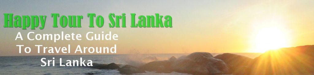 tour guide to sri lanka