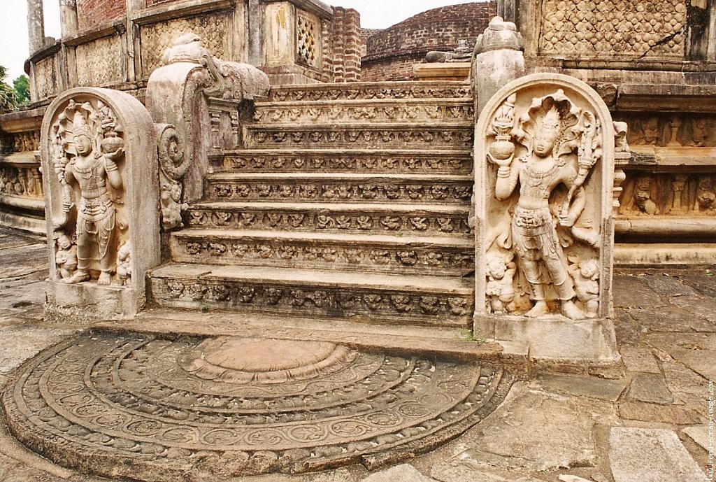 historical places in sri lanka