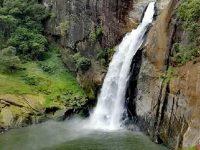 sri lanka water falls